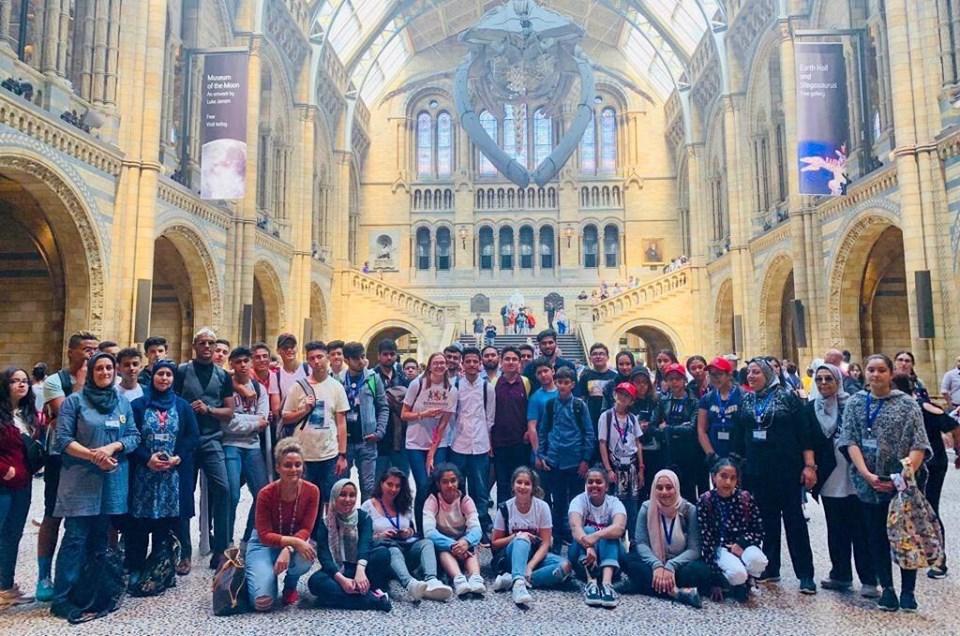 Groupe Scolaire HENRI MATISSE Maternelle- Primaire - collége - lycée Ain Sebaa EL Oulfa Casablanca